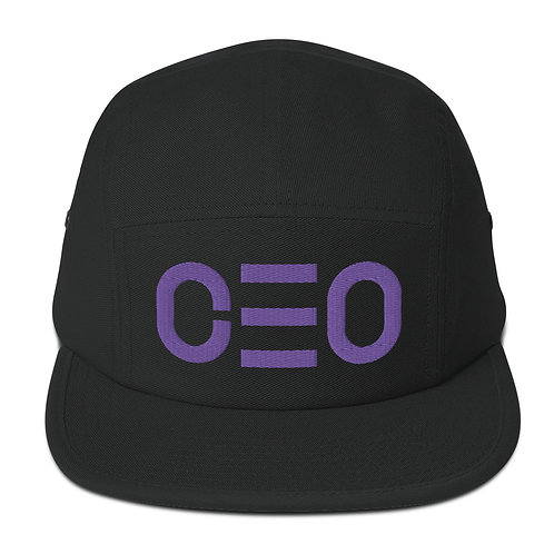 LUSU Desigs 5 Panel Camper Collection CEO Lavender Label