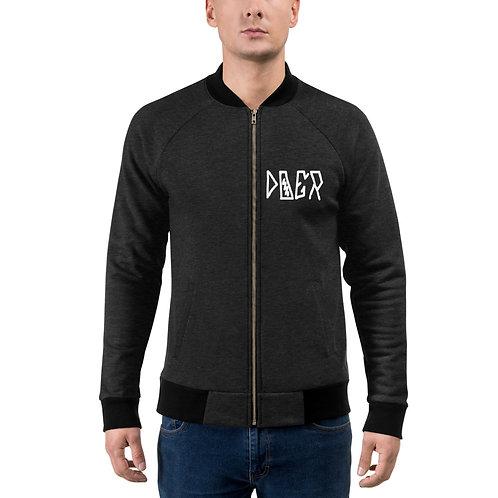 LUSU Designs Bomber Jacket Collection Doer Blanco Label