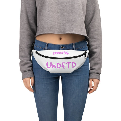 LUSU Designs Fanny Pack Collection UnDFTD Pink Label