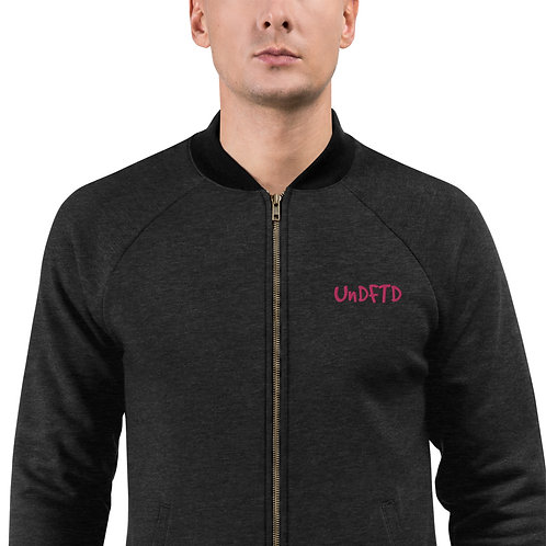 LUSU Designs Bomber Jacket Collection UnDFTD Flamingo Label