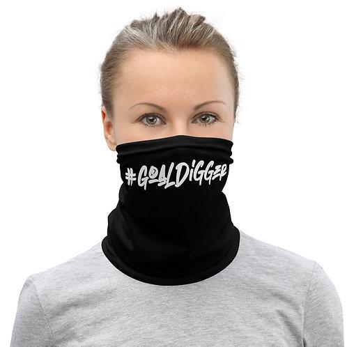 LUSU Designs Neck Gaiter #GoalDigger Label I