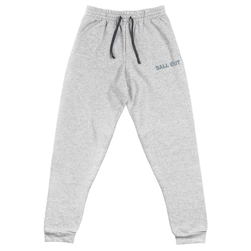 LUSU Designs Unisex Joggers Collection Ball Out Platinum Label I