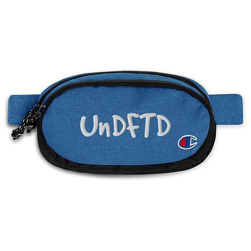 LUSU Champion Fanny Pack UnDFTD Blanco Label