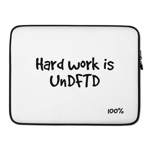 LUSU Designs Laptop Sleeve Collection UnDFTD Label IV