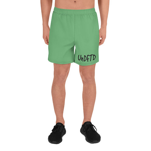LUSU Designs Men's Athletic Long Shorts Collection UnDFTD Label VII