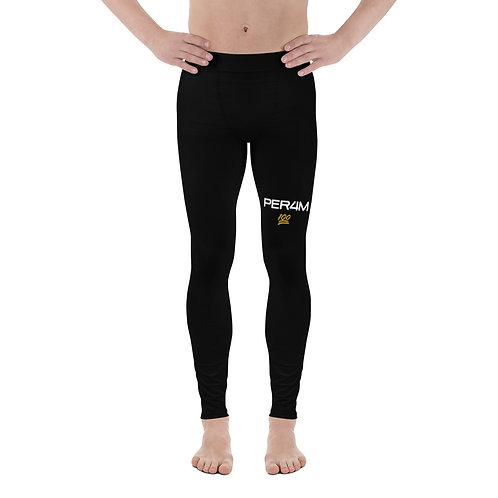 LUSU Designs Men's Leggings PER4M Midas Label II