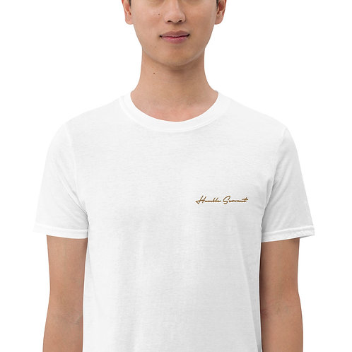 LUSU Designs Short-Sleeve Unisex T-Shirt Collection Humble Servant Label II