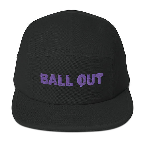 LUSU Desigs 5 Panel Camper Collection Ball Out Purple Label