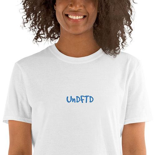 LUSU Designs S/S Unisex T-Shirt Collection UnDFTD Azure Label