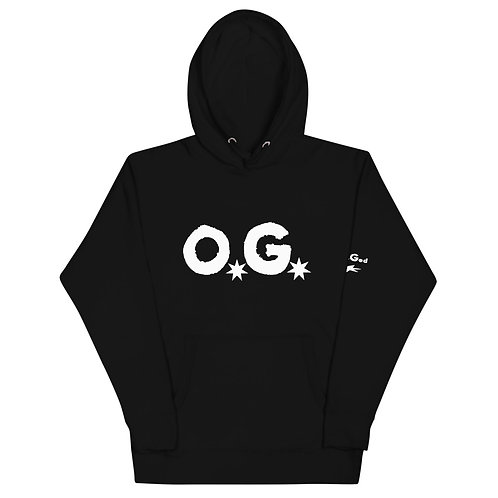 LUSU Designs Unisex Hoodie Collection O.G Label II