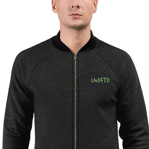 LUSU Designs Bomber Jacket Collection UnDFTD Kiwi Label