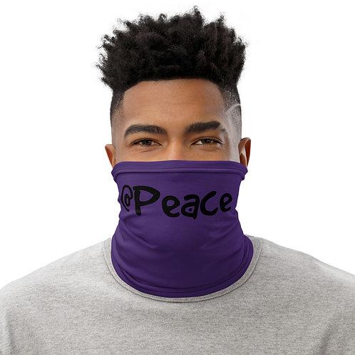 LUSU Designs Neck Gaiter @Peace Label VII