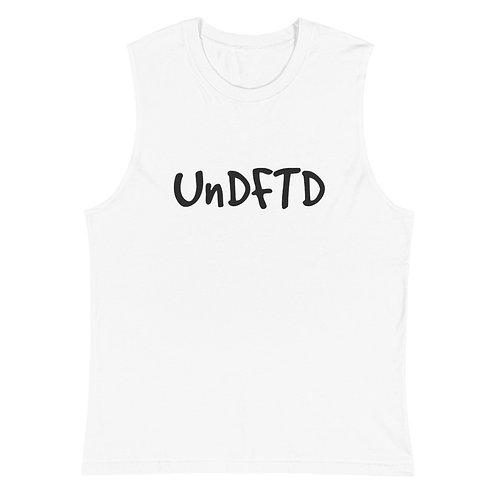 LUSU Designs Muscle Shirt Collection UnDFTD Noir Label II