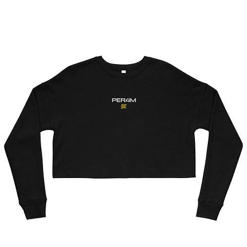 LUSU Designs Crop Sweatshirt Collection PER4M Midas Label II