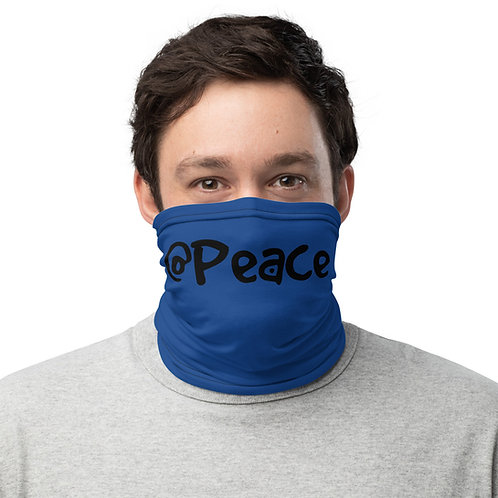 LUSU Designs Neck Gaiter @Peace Label V