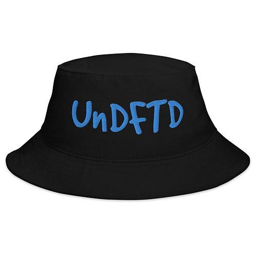 LUSU Designs Bucket Hat Collection UnDFTD Aqua Label