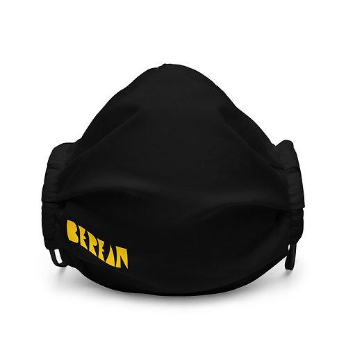 LUSU Designs Premium Face Mask Berean Midas Label II