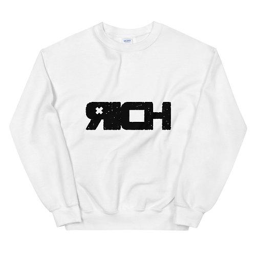LUSU Designs Unisex Sweatshirt Collection RICH Noir Label