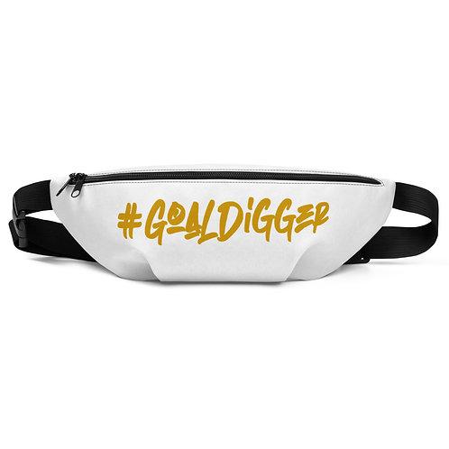 LUSU Designs Fanny Pack Collection #Goaldigger Label II