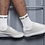 Thumbnail: LUSU Designs Sock Collection Real One Label Black