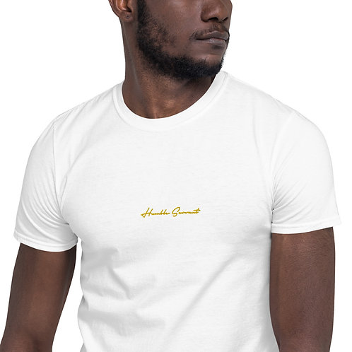 LUSU Designs S/S Unisex T-Shirt Collection Humble Servant Midas Label