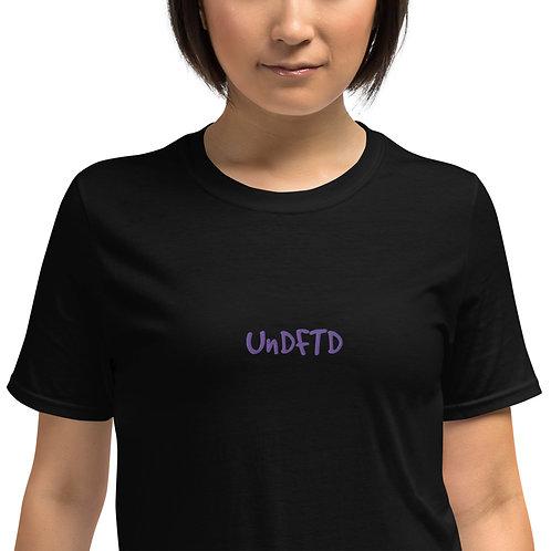 LUSU Designs S/S Unisex T-Shirt Collection UnDFTD Purple Label