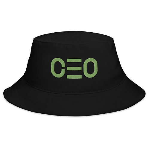 Vital Essence Bucket Hat Collection CEO Kiwi Label