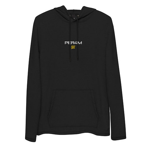 LUSU Designs Unisex Lightweight Hoodie Collection PER4M Midas Label II
