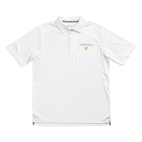 LUSU Men's Performance Polo Collection PER4M Midas Label