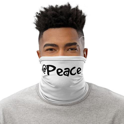 LUSU Designs Neck Gaiter @Peace Label II