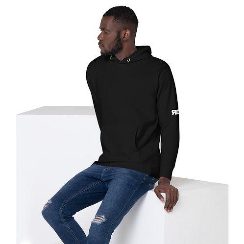 LUSU Designs Unisex Hoodie Collection RICH Blanco Label III