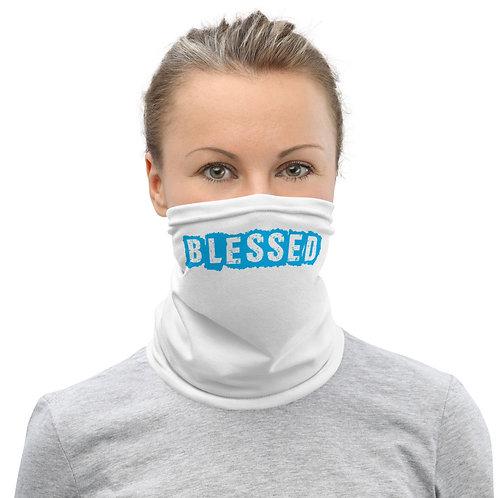 LUSU Designs Neck Gaiter Blessed Carolina Label VI