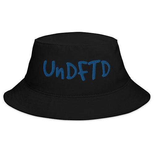 LUSU Designs Bucket Hat Collection UnDFTD Royal Label