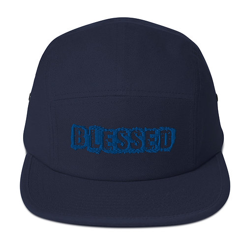 LUSU Designs 5 Panel Camper Collection Blessed Star Spangled Label I