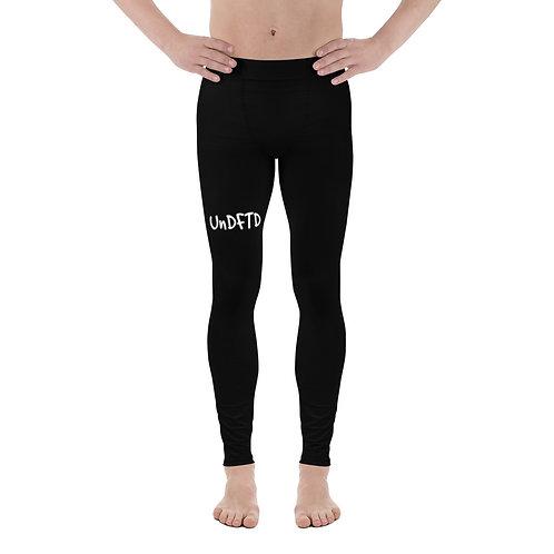 LUSU Designs Men's Leggings UnDFTD Blanco Label I