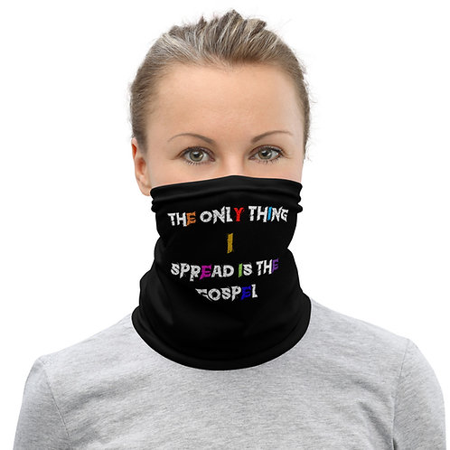 LUSU Designs Neck Gaiter Gospel Label III
