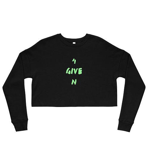 LUSU Designs Crop Sweatshirt Collection 4GIVEN Kiwi Label
