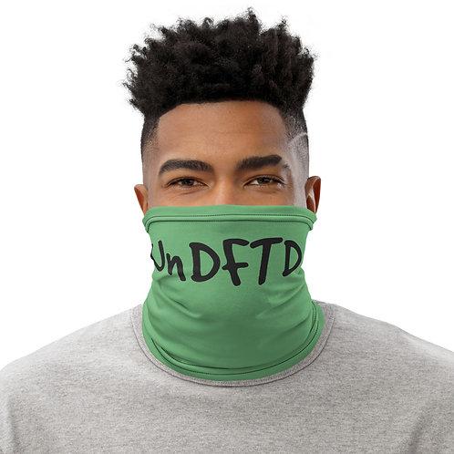 LUSU Designs Neck Gaiter UnDFTD Noir Label VIII