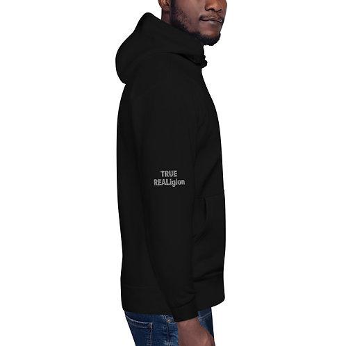 LUSU Designs Unisex Hoodie Collection True REALigion Combo 2 Label II