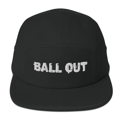 LUSU Desigs 5 Panel Camper Collection Ball Out Blanco Label