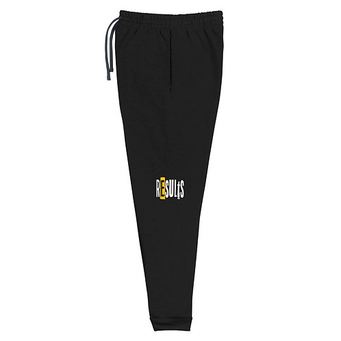 LUSU Designs Unisex Joggers Collection Results Midas Label II