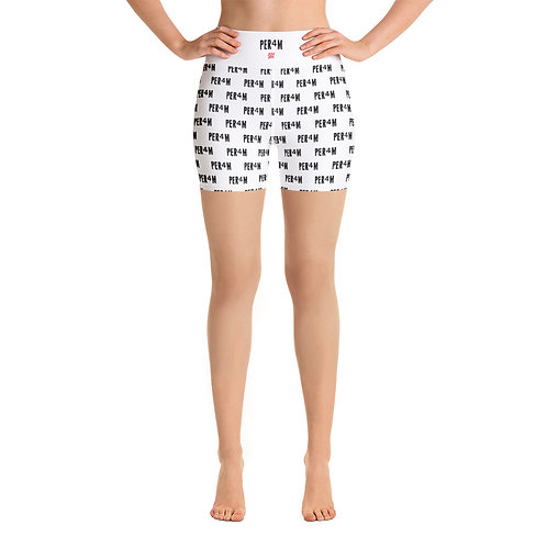 LUSUDesigns Yoga Shorts Collection PER4M Fire Label