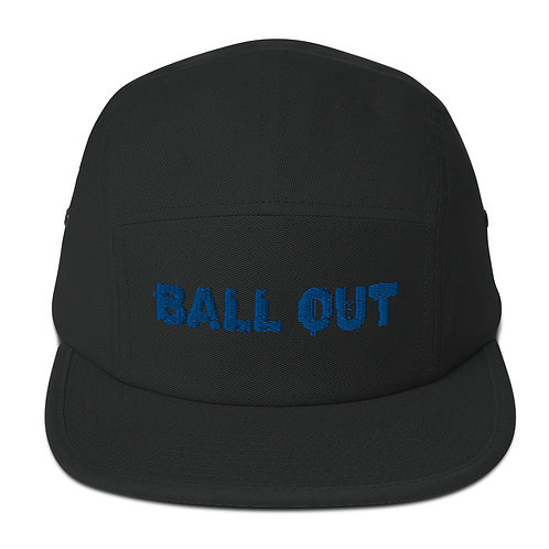 LUSU Desigs 5 Panel Camper Collection Ball Out Royal Label