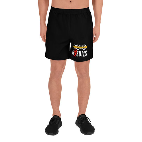 LUSU Designs Men's Athletic Long Shorts Collection Results Label II