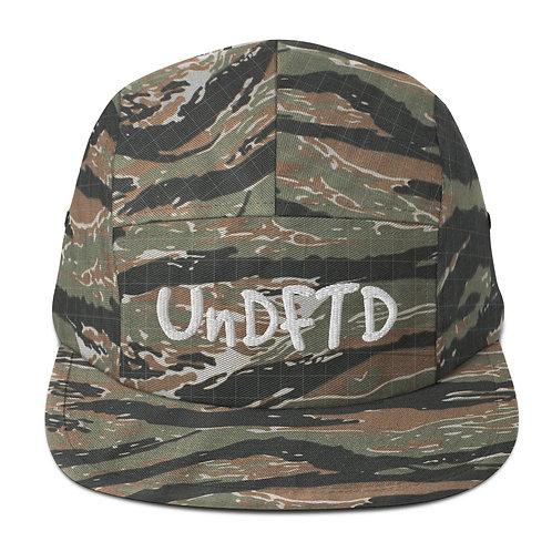 LUSU Designs Five Panel Cap Collection UnDFTD White Label