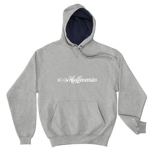 LUSU Designs Champion Hoodie Collection Hustlenomics II Label