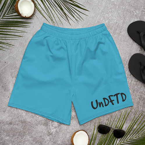 LUSU Designs Men's Athletic Long Shorts Collection UnDFTD Label VI