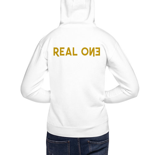 LUSU Designs Unisex Hoodie Collection Real One Midas Label II