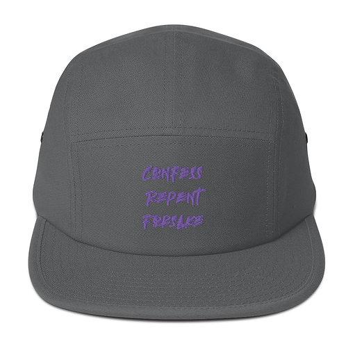 LUSU Desigs 5 Panel Camper Collection Confess Purple Label
