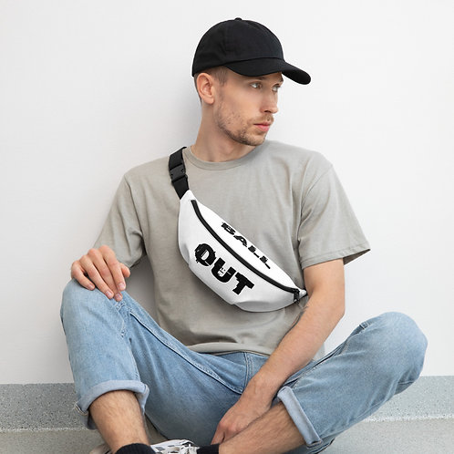 LUSU Designs Fanny Pack Collection Ball Out Label IV